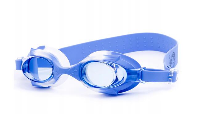 okulary SG-700 KIDS - NIEBIESKIE