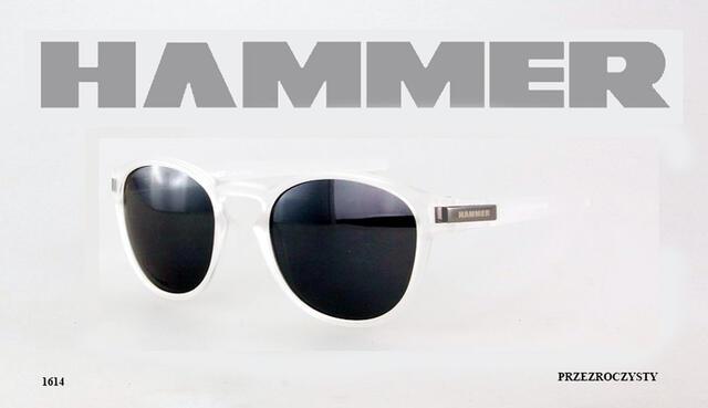 okulary HM-1614-PRZEZROCZYSTY-S