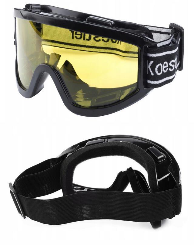 okulary GOGLE NARCIARSKIE OKULARY NARTY KOESTLER SNOWBOARD