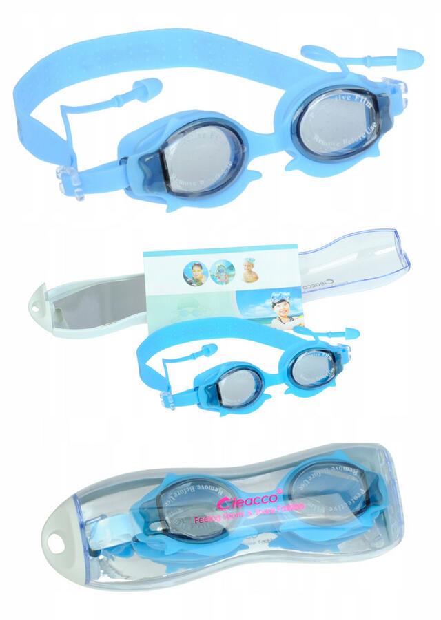 okulary OKULARY NA BASEN DLA DZIECI PŁYWACKIE DZIECIĘCE